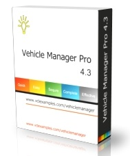 Vehicle Manager Pro Screen shot